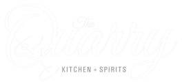 The Quarry Kitchen + Spirits Logo